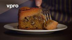 Recept Omgekeerde Peren en Notentaart - Koken met van Boven Banana Bread, French Toast, Muffin, Desserts, Breakfast, Youtube, Food, Fruit, Tailgate Desserts