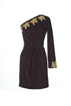 Vestido bordado - TELVA