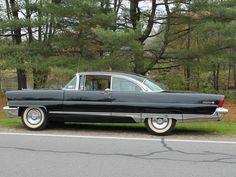 1956 Lincoln Premier.