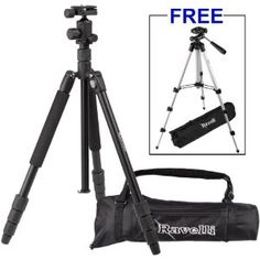 Ravelli Professional 65 Ball Head Camera Video Photo Tripod with Quick Release Plate and Carry Bag Lomo Camera, Pink Camera, Camera Cards, Camera Prices, Camera Test, Professional Camera, Camera Shop, Wireless Camera, Photography