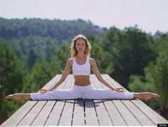 Practical Yoga Poses To Make Your Body Reach The Impossible Side; Yoga Bewegungen, Yoga Pilates, Yoga Dance, Yoga Meditation, Fitness Goals, Yoga Fitness, Fitness Motivation, Health Fitness, Taekwondo