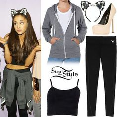 1000+ ideas about Ariana Grande Outfits on Pinterest | Cat Valentine, Ariana Grande and Jade West
