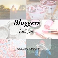 Welcome back to my bloggers links up. I absolutely love reading a wide  range of blog posts, and that could be everything from home decor,  cookery, travels or just hearing what you've been up to. I'm a nosy  parker! So with that said I've created this links-up as a place you can  show off your latest posts, share the love and discover other amazing  bloggers!