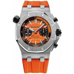 Audemars Piguet Royal Oak Offshore Diver Chronograph 42mm Mens Watch 26703st.oo.a070ca.01