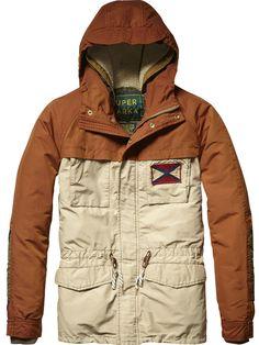 Two Season Jacket | Jackets | Men's Clothing at Scotch & Soda
