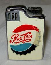 dixie musical cigarette lighters   ... Vintage 1950s PEPSI-COLA Nesor Hi Fi Musical Cigarette Lighter ~ NR