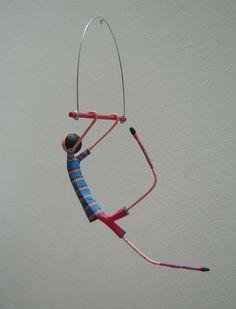 escultura con alambre paso a paso - Buscar con Google