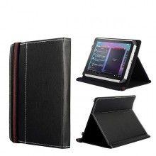Funda Tablet 8 Pulgadas - Función Stand con Cierre - Negro  € 9,99