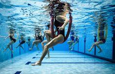 L'acqua è un ottimo elemento per allenarsi, perché riduce le pressioni articolari ma non vanifica il lavoro fisico. Siete in vacanza ma volete mantenervi in …