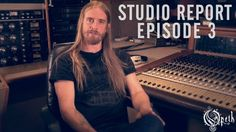 """ICYMI: Martin """"Axe"""" Axenrot shares his experience with the drum recording process of OPETH's twelfth studio album, SORCERESS, out September 30, 2016 via Nuclear Blast Entertainment / Moderbolaget Records.  opeth.com/stores"""