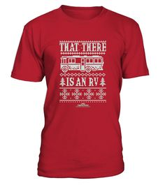 Christmas Vacation Rv Faux Sweater T shirt