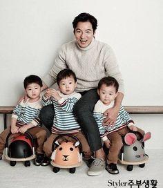 Song Il Kook Daehan Minguk Manse for Styler Jubu Lifestyle.