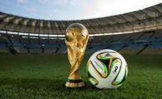 Adidas a dévoilé le ballon de la finale de la Coupe du monde. (D.R)