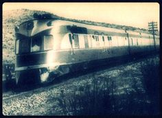 Chile, Bonde, Train Station, Locomotive, Transportation, Industrial, World, Vintage, 1930s