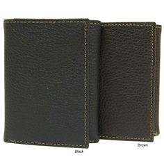 #BlackFriday2015 Joe by Joseph Abboud Men's Leather Tri-fold Wallet http://www.overstock.com/Clothing-Shoes/Joe-by-Joseph-Abboud-Mens-Leather-Tri-fold-Wallet/3228376/product.html?CID=245307