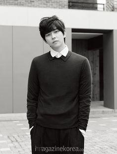 Yoon Kyun Sang - Esquire Magazine December Issue '15