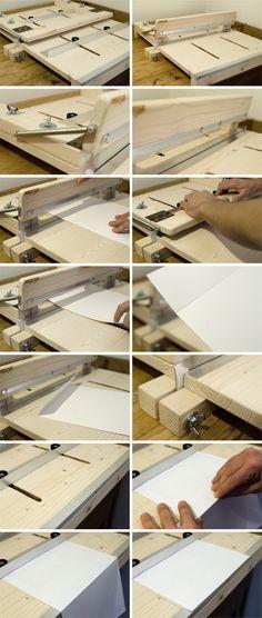 Enzo Ruta Graphics&Craft Cordonatrice | Creasing machine