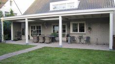 Klassieke veranda te Hilvarenbeek