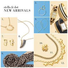 The Stella & Dot 2016 Fall Line Is Here! - http://www.stacyssavings.com/the-stella-dot-2016-fall-line-is-here/