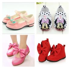 """""""Baby Girl Partywear Shoes"""" by pinkblueindia on Polyvore"""