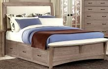 Distressed & Weathered Bedroom Furniture Store | Storage Bed Sales | My Rooms Furniture Gallery