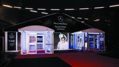 Amsterdam, Mercedes-Benz Amsterdam Fashion Week