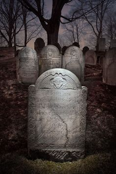 painting of old cemeteries - Google Search