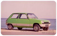 Renault 5. Das war Ende der siebziger Jahre mein erstes Auto (allerdings in orange). Eine tolle Kiste!