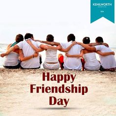 Everyone needs a friend or two. Tag yours in the comments to wish them a Happy #FriendshipDay!  #HappyFriendshipDay #Friendship #Wishes #KenilworthHotel #Goa