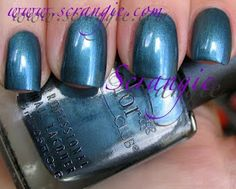 Color Club: Alter Ego: Keep It Under Cover Collection Spring 2011 - Masquerading
