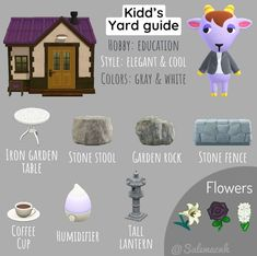 Animal Crossing Guide, Animal Crossing Villagers, Life Is Good, I Am Awesome, Yard Ideas, Video Games, Check, Instagram, House Ideas