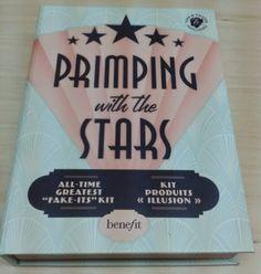 La Piecita de Chivi :   Reseña Primping With the Stars (Benefit)