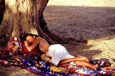 """Gia Carangi photographed by John Stember, 1979 """