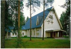 Vartsilan kirkko ulkokuva