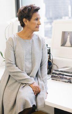 Bridal Designer Amsale Aberra Talks Everything White