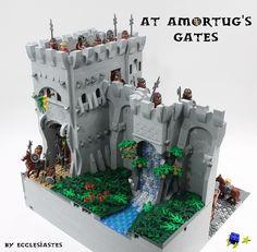 At Amortug's Gates