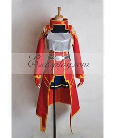 Sword Art Online Silica Shirika Ayano Keiko Cosplay Costume  Online 46854084a2f6