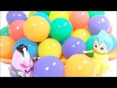 DIY How To Make Rainbow Giant Orbeez 왕 개구리알 젤리 푸딩 만들기 놀이 장난감 식완