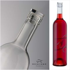 Our commitment to sustainability in the #vineyard is reflected in the design of our reusable bottle and elegant glass stopper. After your last drop, simply peel off the labels, wash and reuse over and over with table water, olive oil or salad dressing.   Available with Reschke Fumé Sauvignon Blanc, Pierre de Ronsard Rosé, Reschke Pinot Gris! Available online: http://ow.ly/t87sX #sustainable #reusable #Reschke #Coonawarra #SouthAustralia