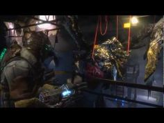"Dead Space 3 Demo | Live Commentary | Single Player Campaign Mode | Part 2  The ""Drill"" is a beast lmao...    Part 1 is here: https://www.youtube.com/watch?v=ocvg1nEpEmo    Dead Space 3 is a Third-Person Shooter with Survival-Horror gameplay elements that challenges players to work singly, or with a friend to stop the viral/monster Necromorph outbrea..."