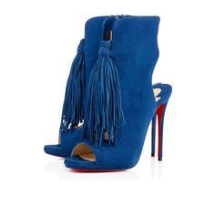shoes replicas - Chaussures femme - Lady Peep Clair De Lune Python - Christian ...