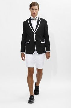 Brooks Brothers S/S 2013 #Fashion #Style #Men #Summer #Him