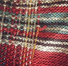 Tejer patrón para Hombre Calcetines de estilo con estampado de cricket de Cable patrón de rayas en los puños