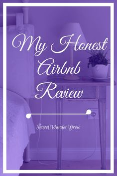 As with almost anything, there are pros and cons to using Airbnb. I'll plan to cover those as well as an overview of Airbnb in this post. Keep reading for my honest Airbnb review! #airbnb #travelreview #lodging #travel