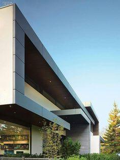 Habillage facade