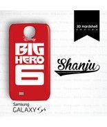 Big Hero 6 Concept Logo Design For Samsung Galaxy S5 - Consumer Electronics