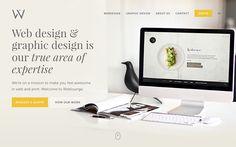 Weblounge #isotw #webdesign #inspiration