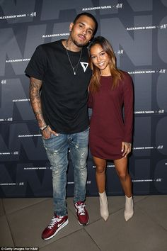 'Looks like I'm a single lady again':Karrueche Tran hinted she ended her relationship with Chris Brown aftre posting acryptic Twitter message