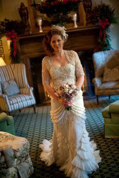 Deco Wedding Dress