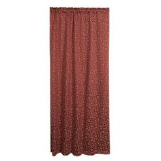 Stylmaster Cambridge Jacquard Scroll 56-Inch by 84-Inch Panel, Burgundy by Stylemaster. $15.56. Rod pocket construction. Easy care machine wash line dry. Jacquard scroll. 56-Inch by 84-Inch size. 5 Fashion colors: blue, brown, burgundy, linen, olive. Stylmaster Cambridge Jacquard Scroll Panel. The panel comes in a wide width 56-Inch by 84-Inch size . The panel comes in 5 colors that include blue, brown, burgundy, linen and olive.. The panel has a rod pocket construction for eas...